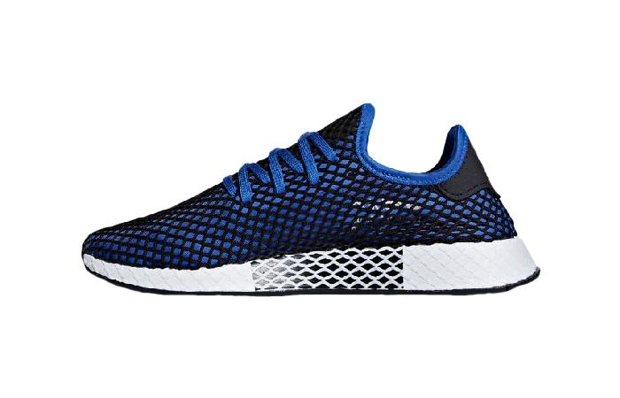 adidas Deerupt Blue White B41764 | Fastsole