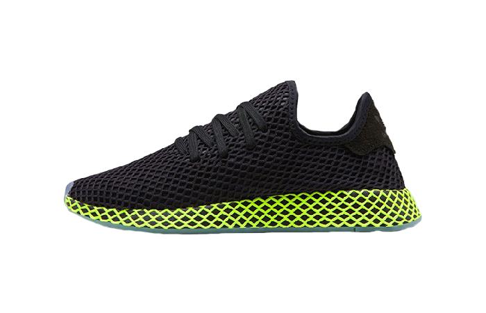 d4ea275aa3ddf adidas Deerupt Runner Black Green B41755 01 ...