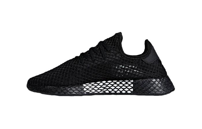 adidas Deerupt Triple Black B41768