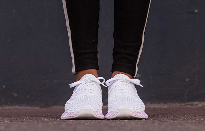 2b32556841307 adidas Deerupt White Womens B37601 – Fastsole