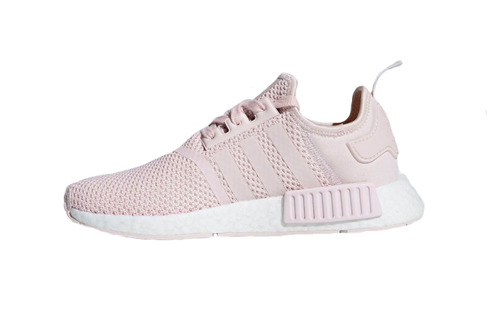 online store 27aec cfb48 adidas NMD R1 Pink Womens B37652
