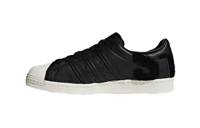 adidas Originals Superstar 80s Black