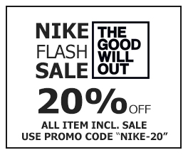 goodwillout Summer Sale 2018