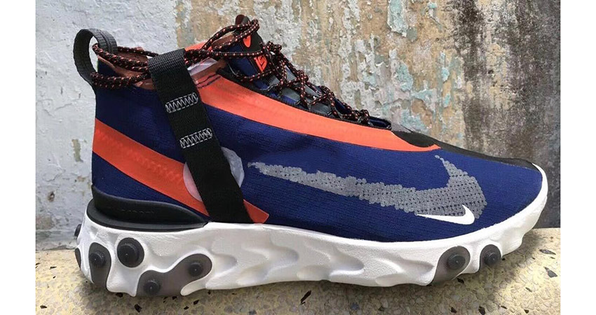 aa4d7b24f09a A New High Top Nike React Element To Drop Soon  – Fastsole