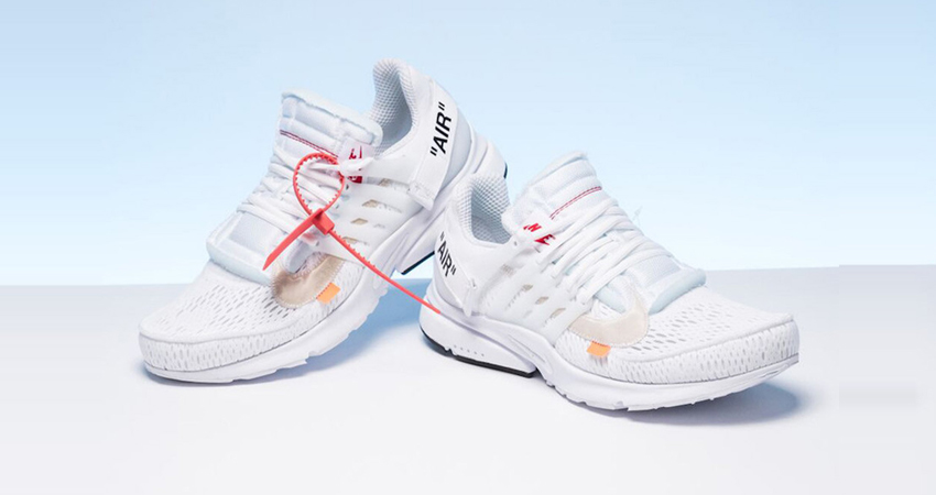 Complete Raffles List For Off-White x Nike Air Presto White – Fastsole