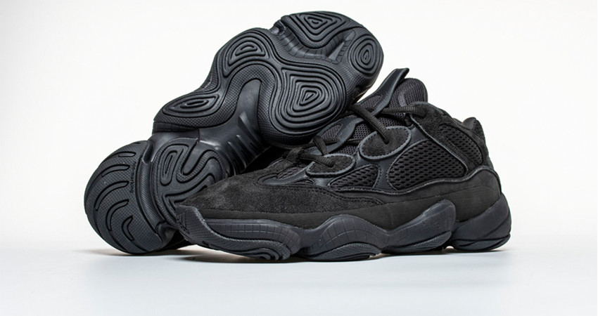 14a0e7669c84 Definitive Raffle List For The Yeezy 500 Utility Black – Fastsole