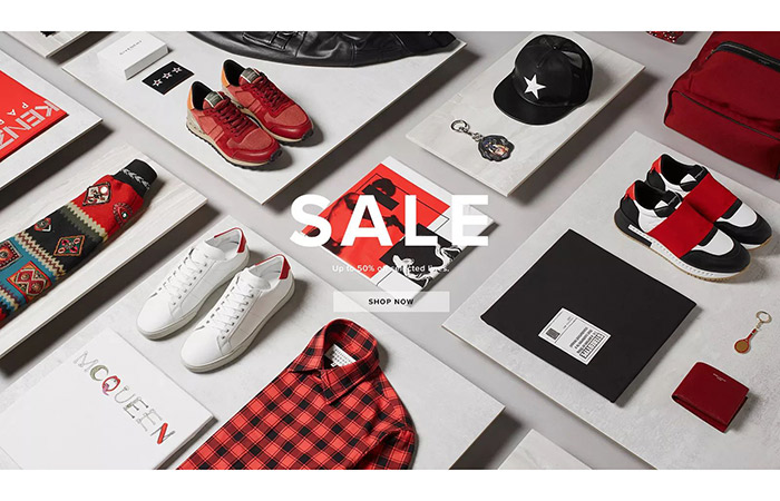 END. Offering Sale On Sneakers ft