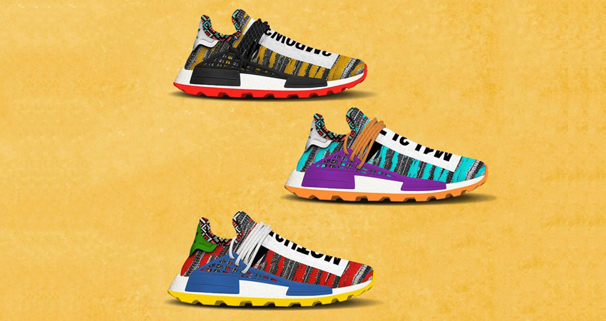 New Pharrell x adidas Collaboration To Drop In New Colourways