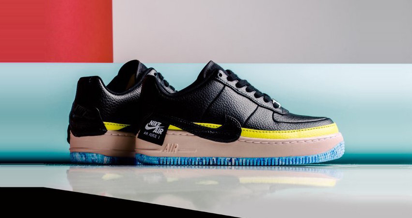 the latest 276ef 27dd5 This Air Force 1 Jester XX pack will be consist of two sneakers that will  come in two unique colourways. One sneaker will go in with a  Light Bone   ...
