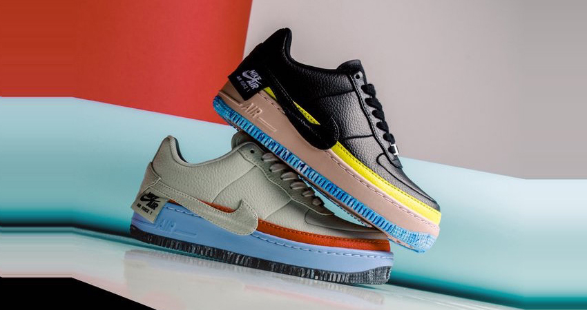 huge discount fd925 d38d4 Nike Air Force 1 Jester XX SE Pack To Drop In Two Colourways ...