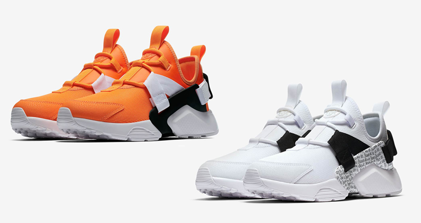 new product 65dc9 271a2 Nike Air Huarache City Low Just Do It Drops This August ...