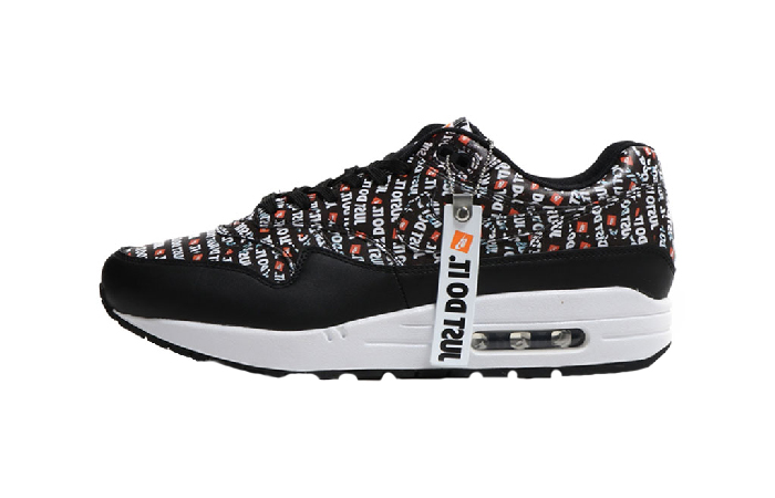 more photos 20ff4 bde3c Nike Air Max 1 Just Do It Black 875844-009 – Fastsole