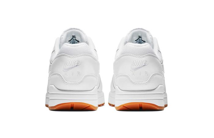 new concept 7f199 f4bf2 ... Nike Air Max 1 Triple White Gum AH8145-109 07 ...