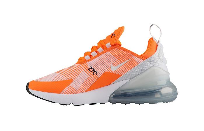 sale retailer 6c677 b007b Nike Air Max 270 Orange White AH6789-800