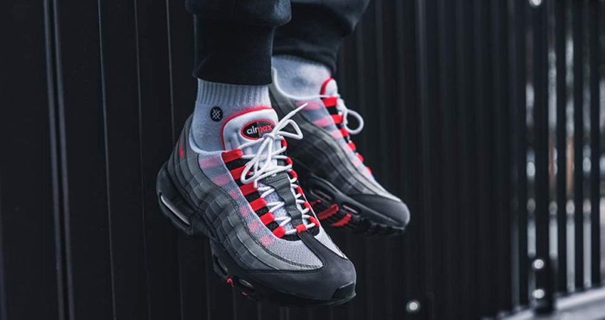 Nike Air Max 95 Soalr Red Declares The Return Of 90's Runner 07