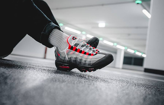 fbf5754bc6 Nike Air Max 95 Solar Red - Full Release Info | AT2865-100 – Fastsole