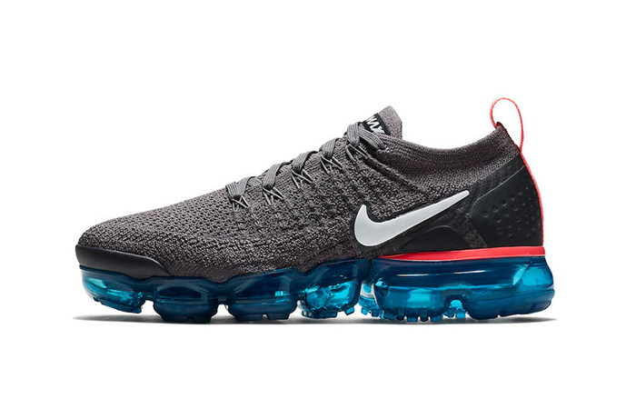 Nike Air VaporMax 2 Flyknit To Be Available In Thunder Grey Rendition ft