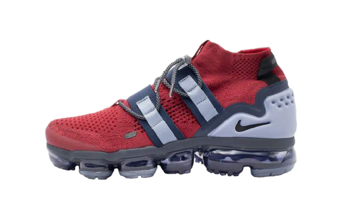 new concept 59025 c84ef Nike Air VaporMax Utility Red AH6834-600