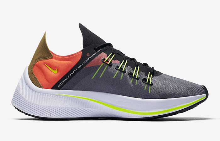 Nike EXP-X14 Grey Crimson AO1554-001 02