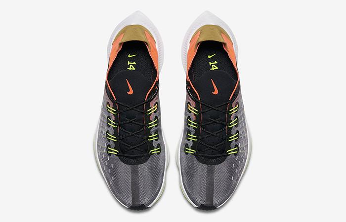 Nike EXP-X14 Grey Crimson AO1554-001 04