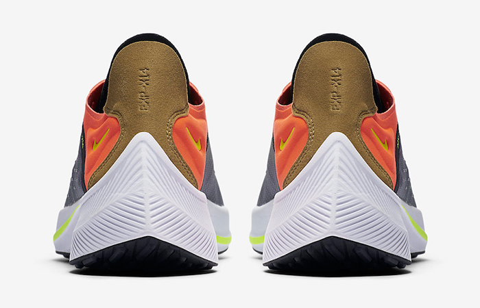Nike EXP-X14 Grey Crimson AO1554-001 05