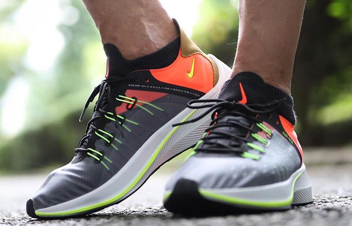 Nike EXP-X14 Grey Crimson AO1554-001 07