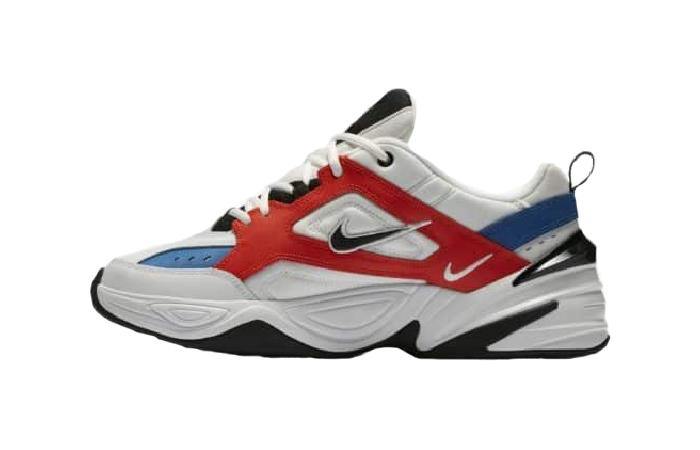 Nike M2K Tekno White Red AV4789-100
