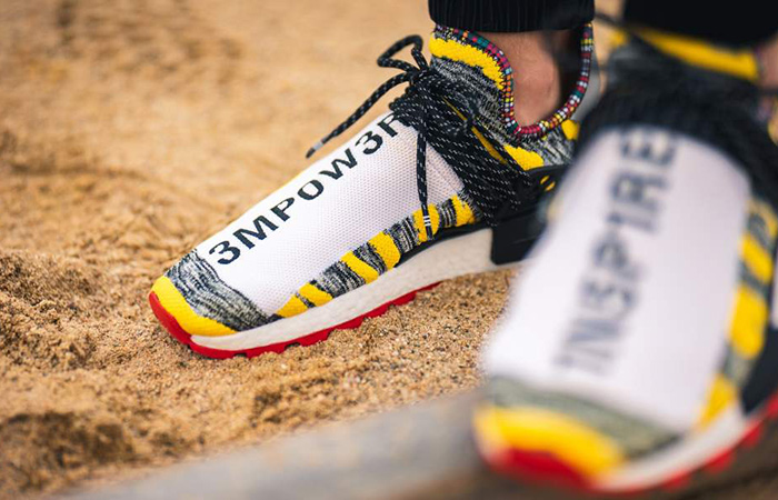 lowest price 8792a a048a Pharrell adidas Afro NMD Hu Pack Black Multi BB9527