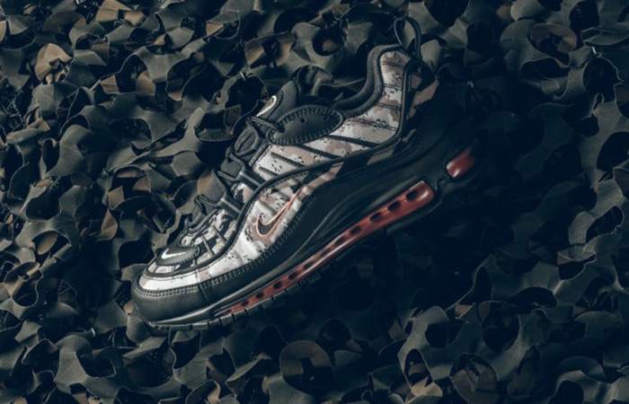 The Nike Air Max 98 Camo Surfaces Online ft