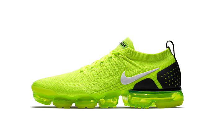 The Nike Air VaporMax Flyknit 2.0 Volt Coming Soon ft