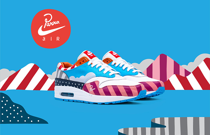 The Parra And Nike Collaboration To Continue ft