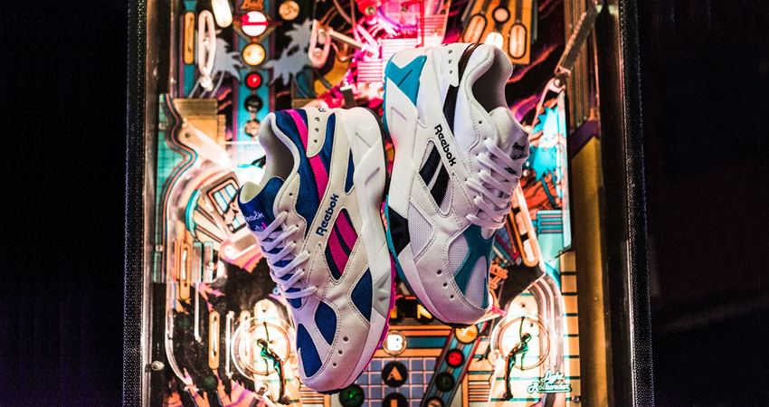 Unrivalled Reebok Aztrek OG revives The Dad Shoe Trend