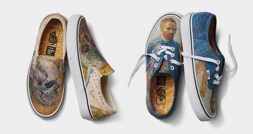 498bd61a33 Vans x Van Gogh Museum Collection Honours Van Gogh s Art Legacy ...