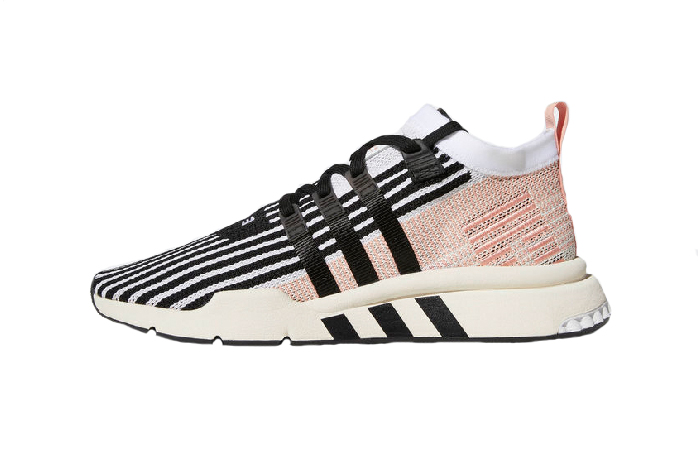 adidas EQT Support Mid Adv White Pink AQ1048 01