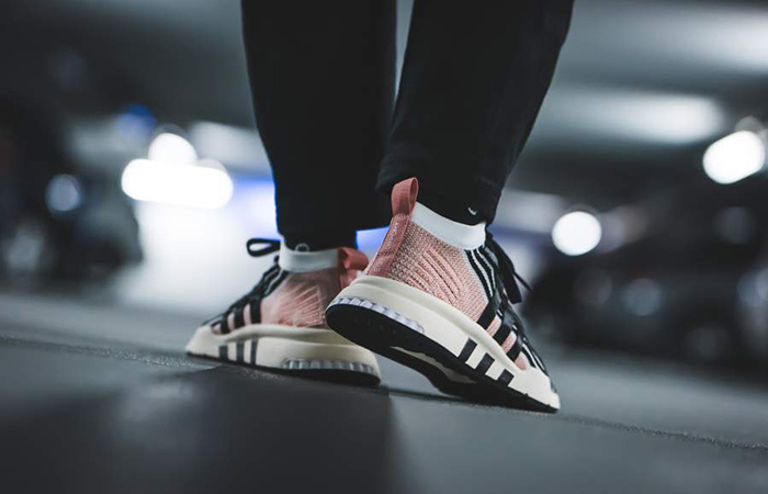 adidas EQT Support Mid Adv White Pink AQ1048 08