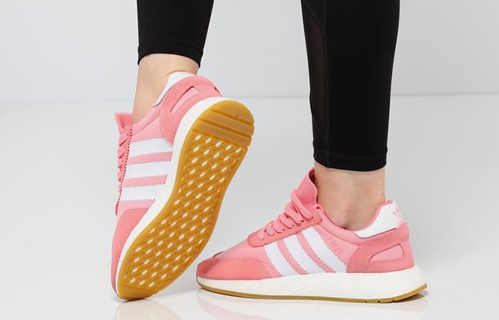 premium selection 43909 967f0 ... adidas I-5923 Pink Womens B37971 10 ...