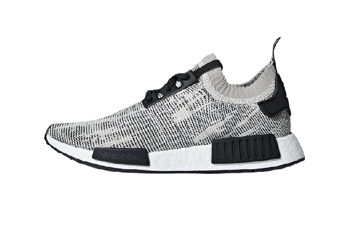 low priced ca018 75898 adidas NMD R1 Primeknit Zebra AQ0899