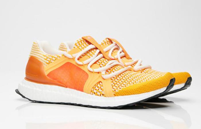 wholesale dealer b5716 bc0e2 adidas Stella McCartney UltraBOOST X Orange AC8339