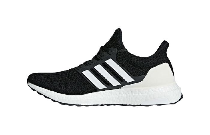 adidas UltraBOOST 4.0 Show Your Stripes Black White White
