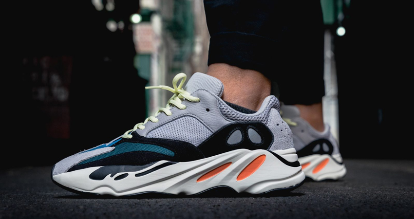 A Restock Date Is Confirmed For Adidas Yeezy Boost 700 Wave Runner