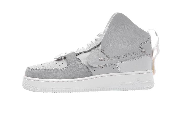 Nike Air Force 1 High PSNY Silver Bone AO9292 001