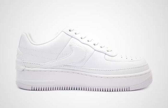 new styles 96e16 d86ca ... Nike Air Force 1 Jester XX Triple White Womens AO1220-101 02 ...