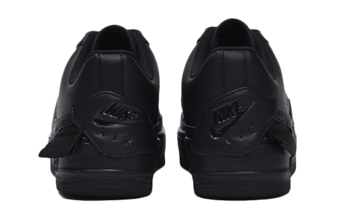 6a0dd547a67226 Nike Air Force 1 Jester XX Triple Black Womens AO1220-001 – Fastsole