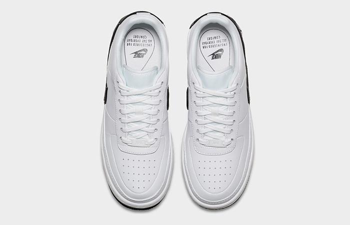 Nike Air Force 1 Jester XX WhiteBlack AO1220 102