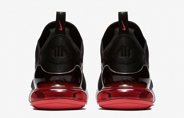 12602c283806e Nike Air Max 270 Black Red AH8050-013 – Fastsole