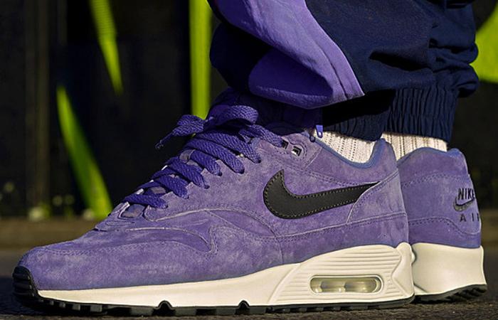 Nike Air Max 901 Purple Basalt AJ7695 500