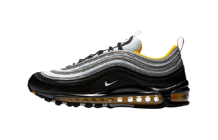 Nike Air Max 97 Steelers Black White 921826-008 01