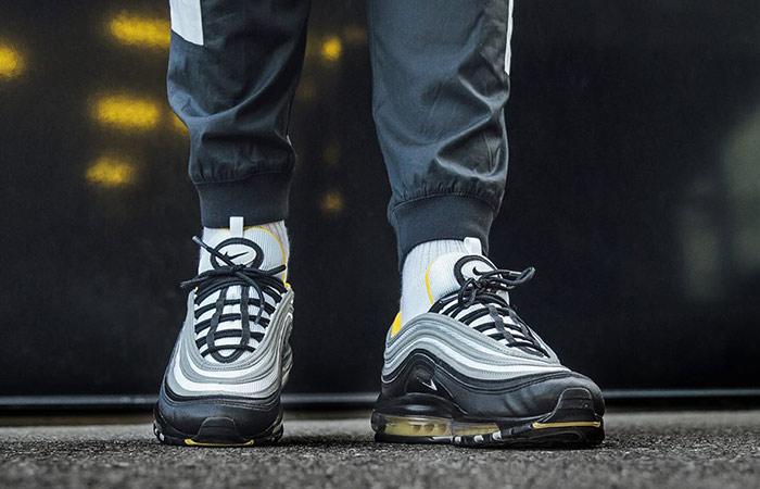Nike Air Max 97 Steelers Black White 921826 008
