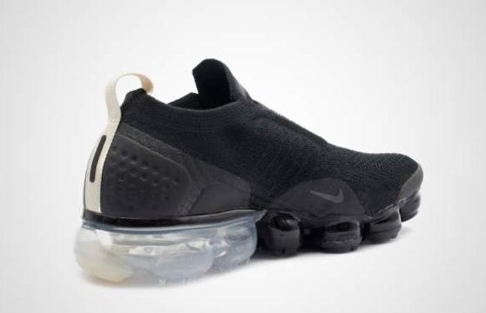 84a34370cd9 Nike Air VaporMax Flyknit MOC 2 Black Womens AJ6599-002 – Fastsole