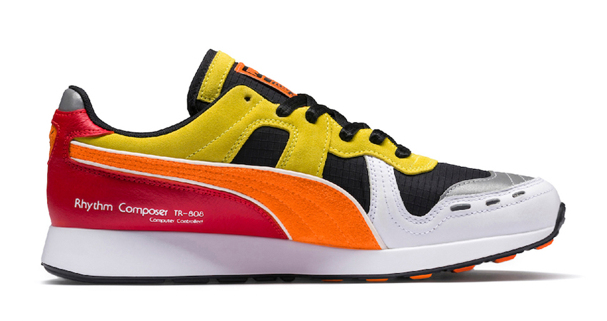Puma And Roland Teamed Up To Drop Two RS Sneaker 02